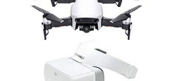 DJI Mavic Air Artic + Googles: recensione e offerta Amazon