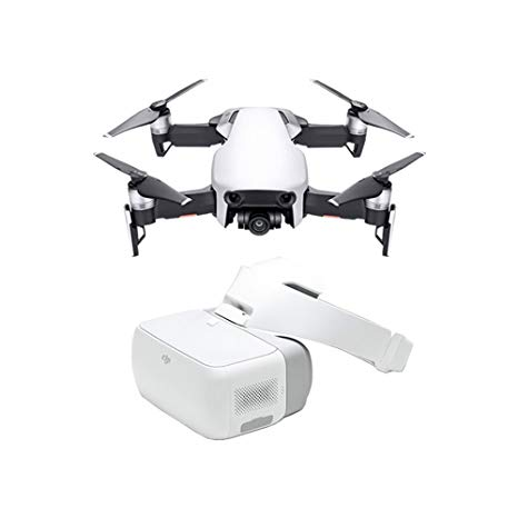 DJI Mavic Air Artic + Googles