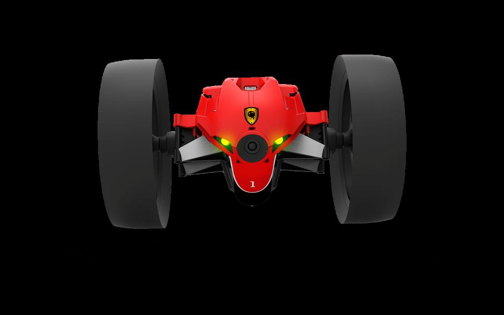 Parrot Minidrone Jumping Race