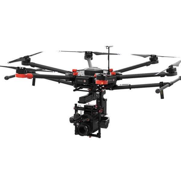 Drone DJI MATRICE 600PRO